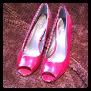 Red Heels by Moda